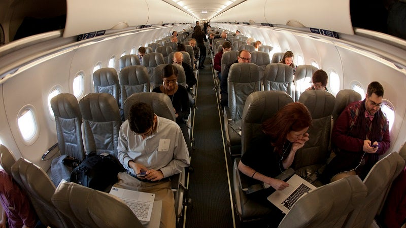 Be More Productive on Your Next Flight by Assuming It Won't Have Wi-Fi