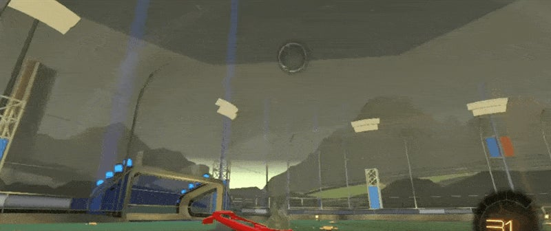 Rocket League On Super-Low Specs Looks Like A PS1 Game