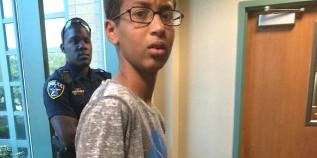 This Teenager Was Arrested for Making a Clock His Teachers Thought Was a Bomb