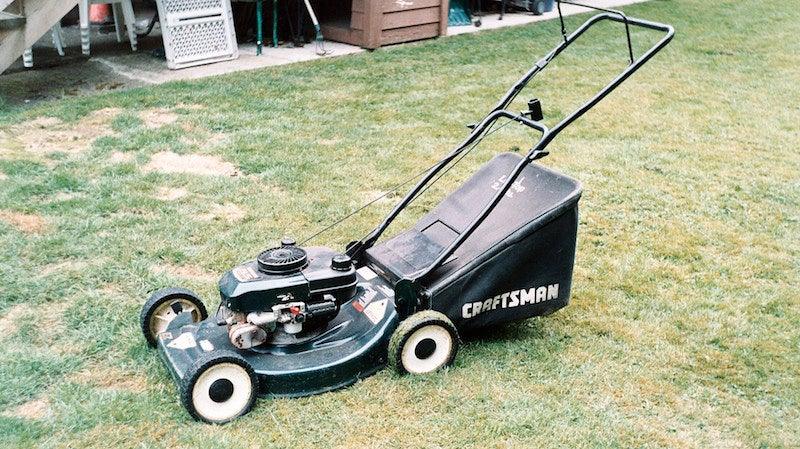 Keep Your Petrol Mower In Tip-Top Shape With This Winter Checklist
