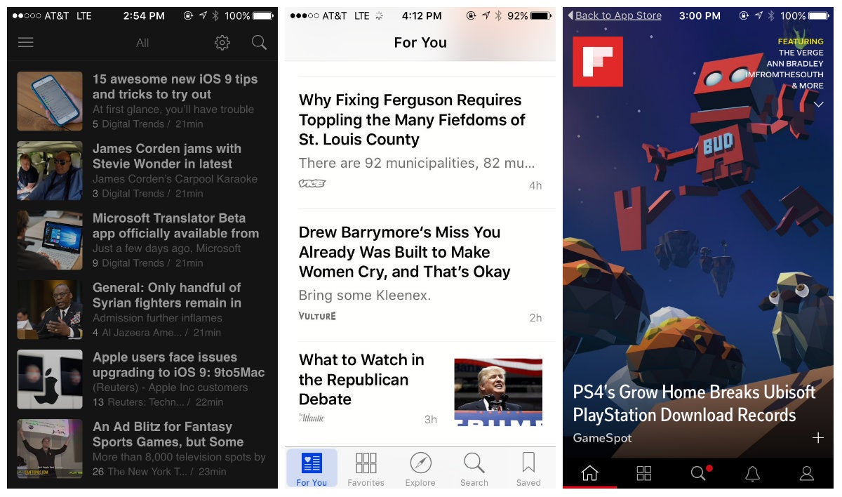 Apple News Is Better Than Newsstand, But That's Not Saying Much