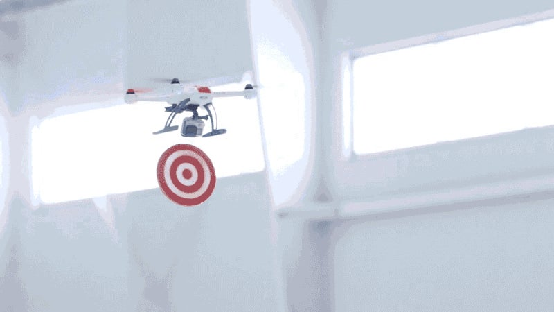 Here's How Hockey Players Deal With Drones