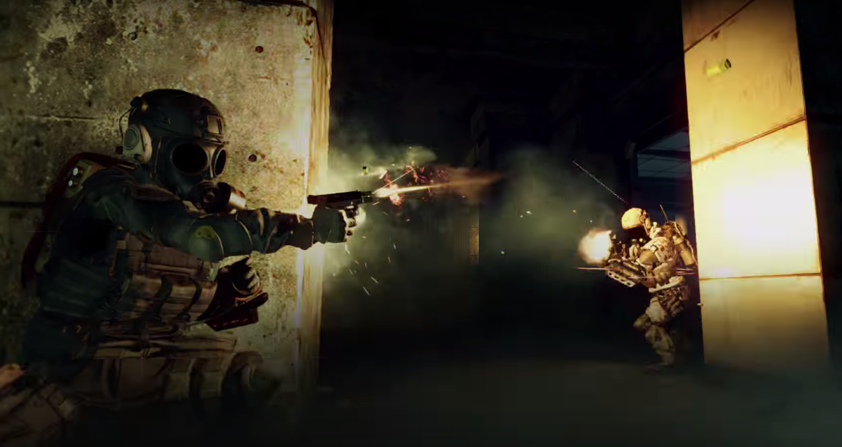 Resident Evil Online Shooter Impressions: Well, there Are Zombies