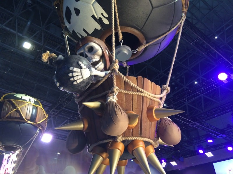 The Many Sights of Tokyo Game Show 2015