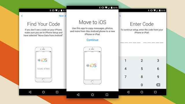 Move to iOS is Apple's First Android App, Helps Migrate to Your iPhone
