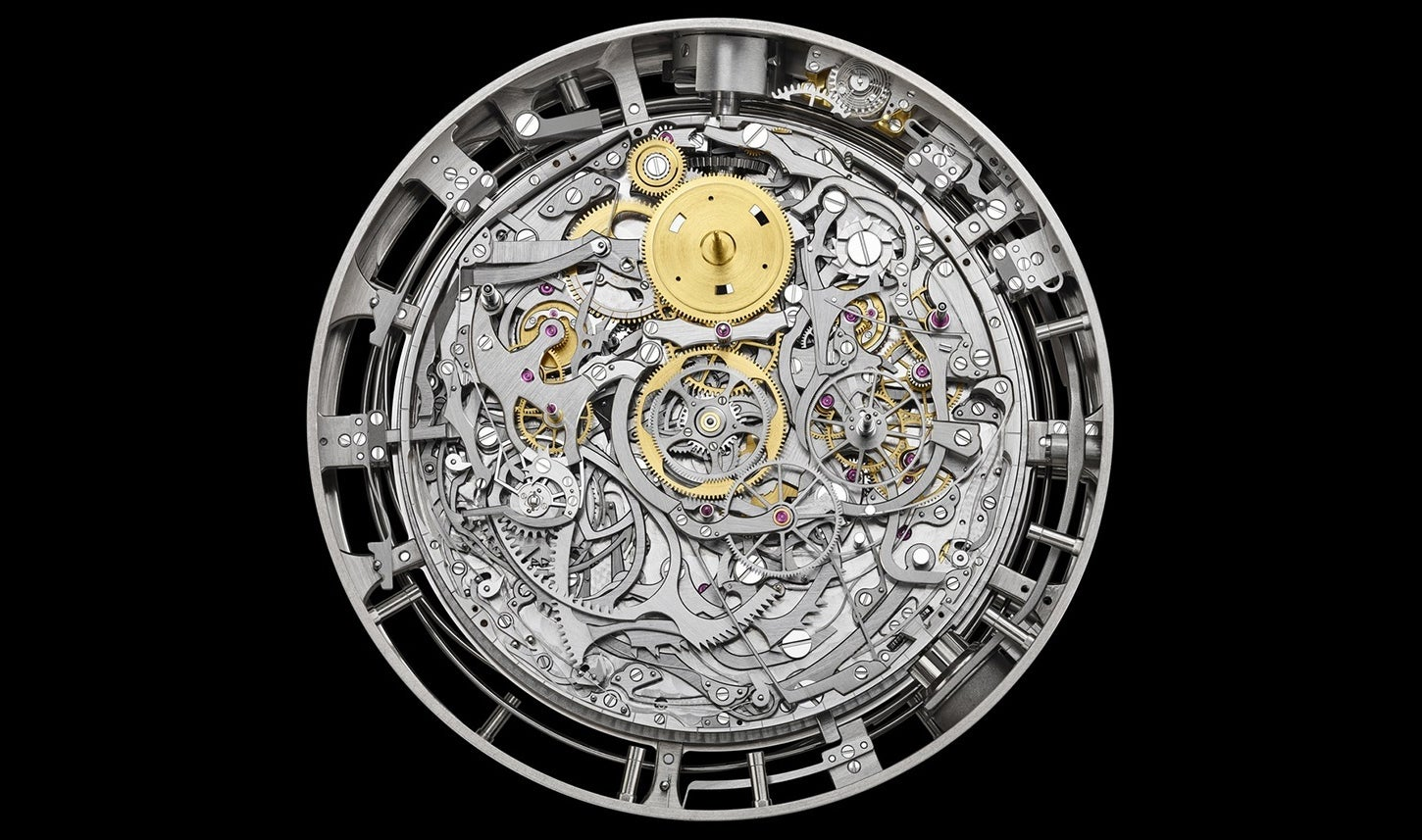 This Is the Most Complicated Pocket Watch Ever Made