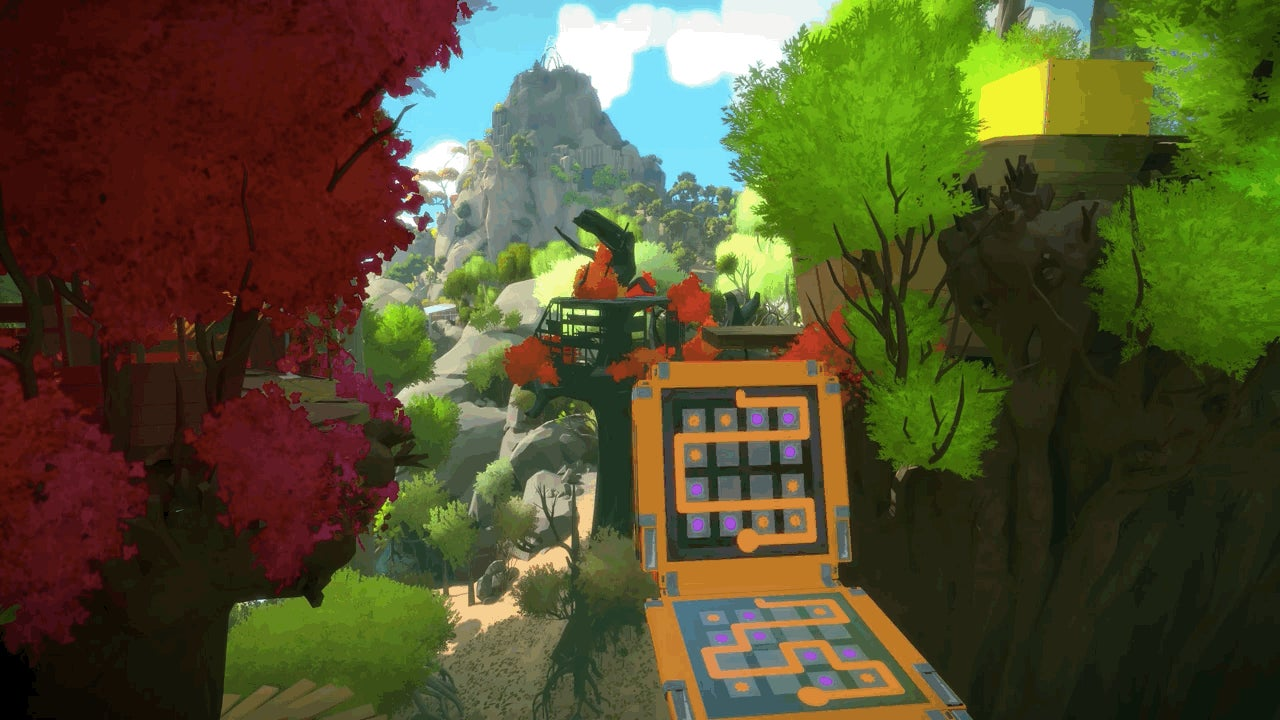 After Many Years, The Witness Is Finally Coming Out