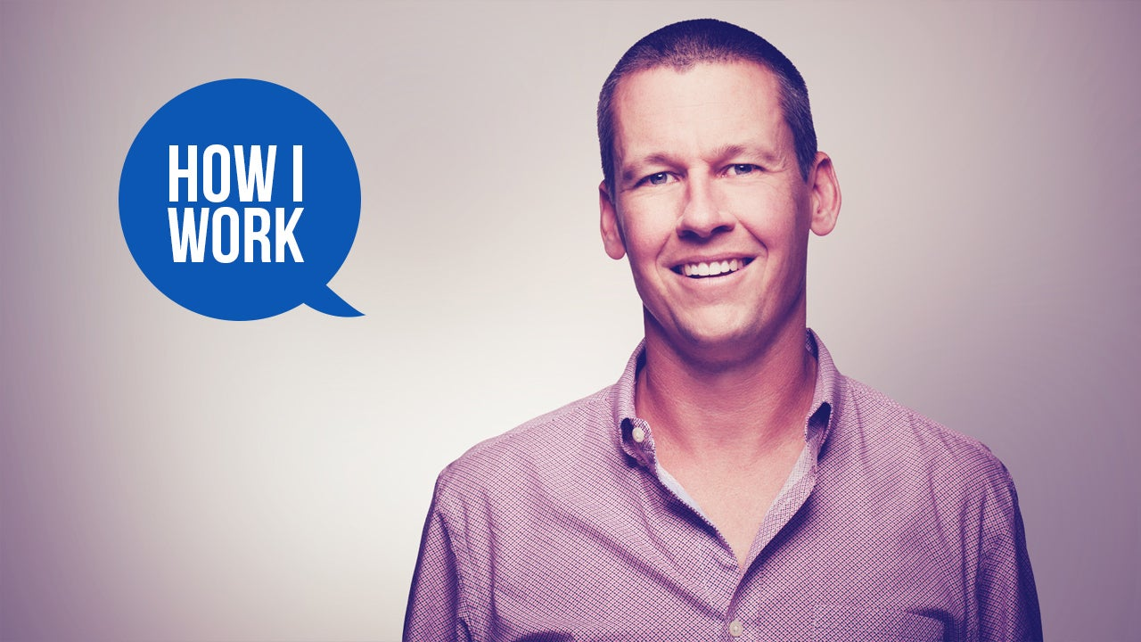 I'm Chris Martin, Chief Technology Officer At Pandora, And This Is How I Work
