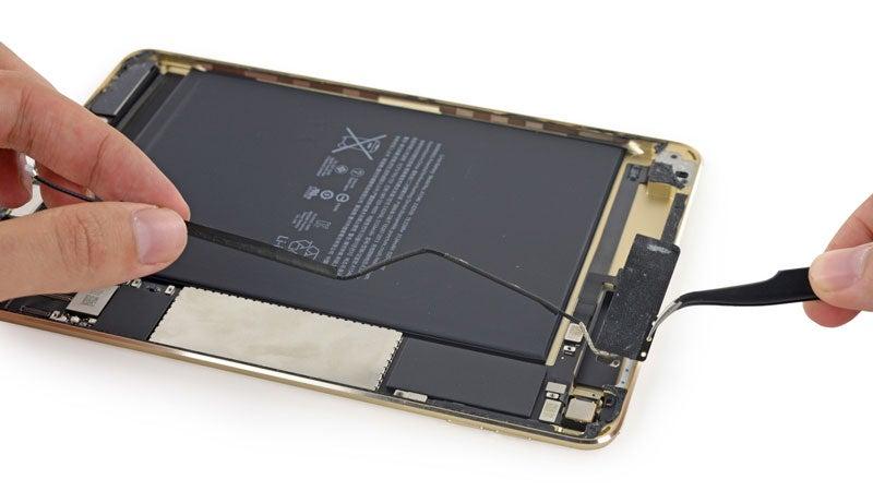 IPad Mini 4 Teardown: Literally Just a Smaller iPad Air 2