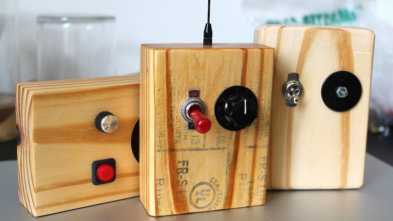 Build an All-Purpose Electronics Case Out of a Hollowed Out 2x4