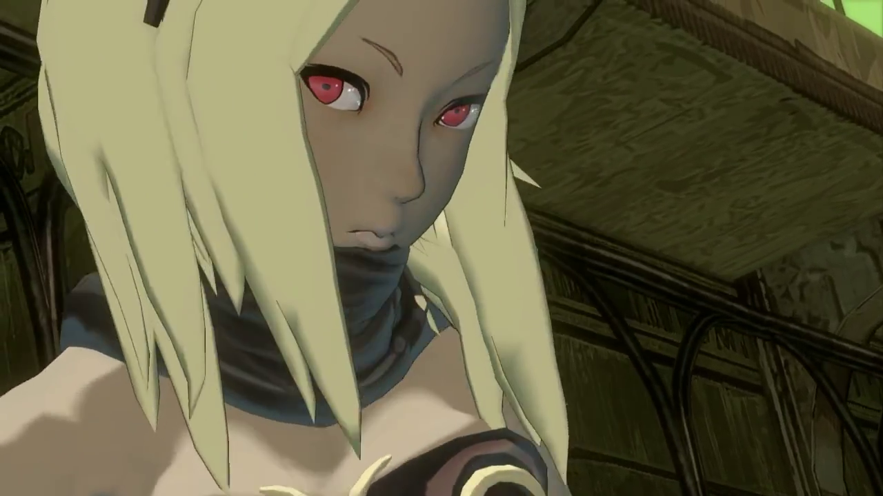 How Gravity Rush Plays on PS4