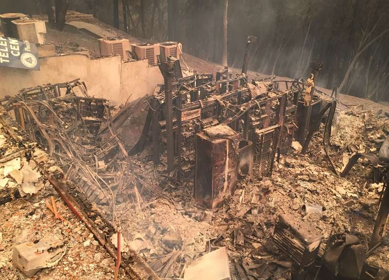 Telephone History Museum Destroyed in Recent California Wildfire