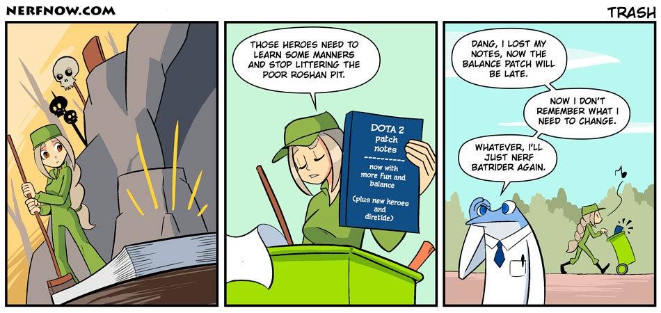 Sunday Comics: Horn Dog