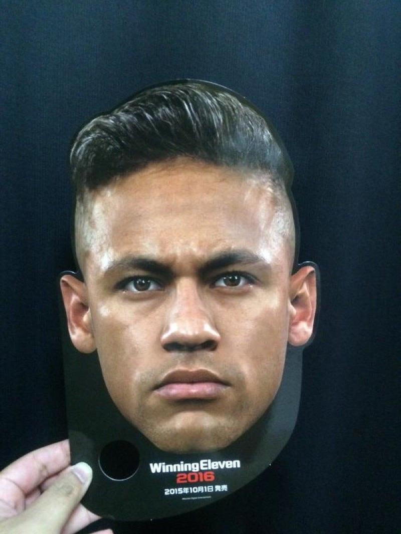 Neymar's Face Is a Good Time
