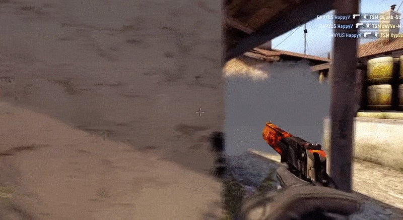 Counter-Strike Player Pulls Off Incredible Ace
