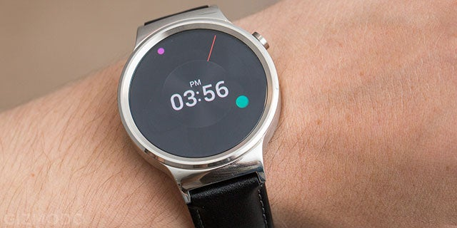 Living With The Huawei Watch