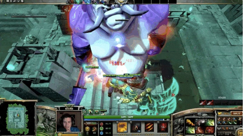 Dota 2 Mod Turns Game Into Nonstop Co-Op Boss Fight