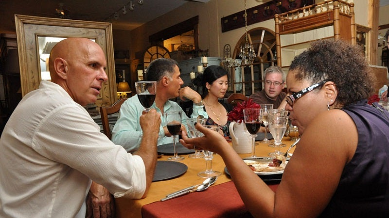 Throw More Interesting Parties By Asking Guests To Invite Someone New
