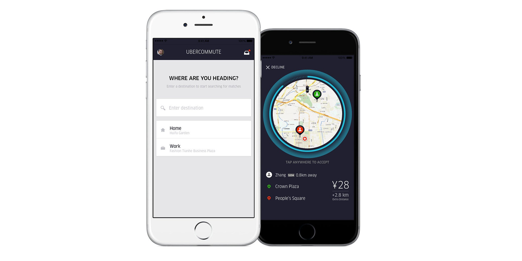 Uber Launches Carpooling Service — First in China, Then Around the World