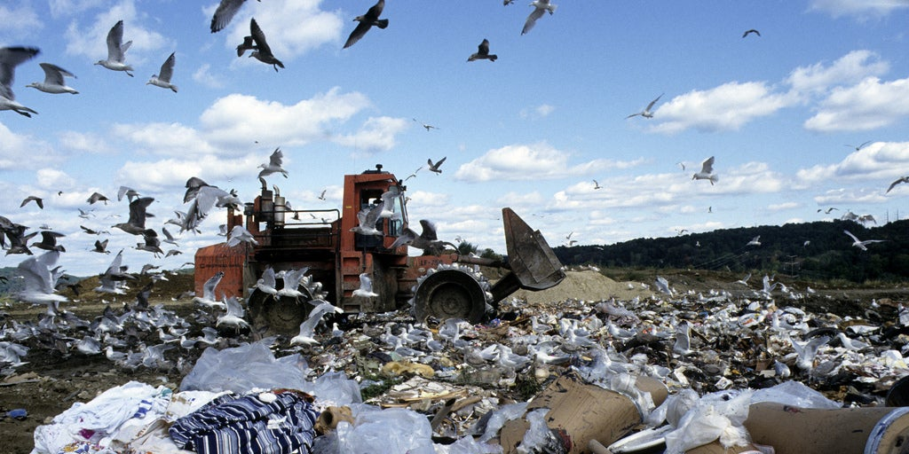 Waste Disposal in US Landfills Has Been Underestimated by 115%