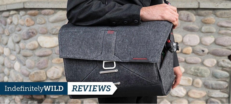 Peak Design Everyday Messenger Review: The Perfect Camera Bag?