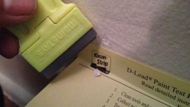 How to Perform a DIY Test for Lead Paint in Your Home