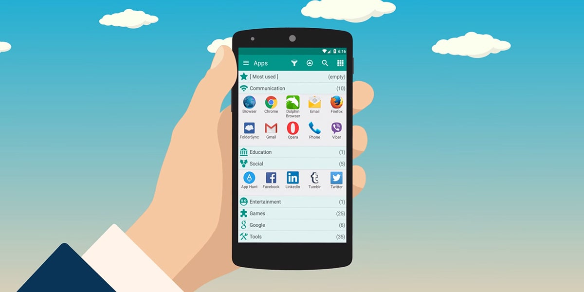 Install Glextor for Full Control Over Your Android Apps