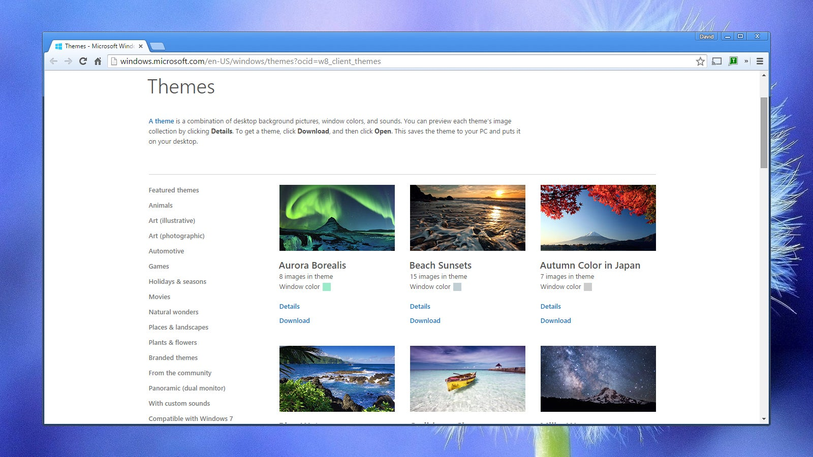 How To Make Windows 10 Change Colour to Match Your Desktop Wallpaper