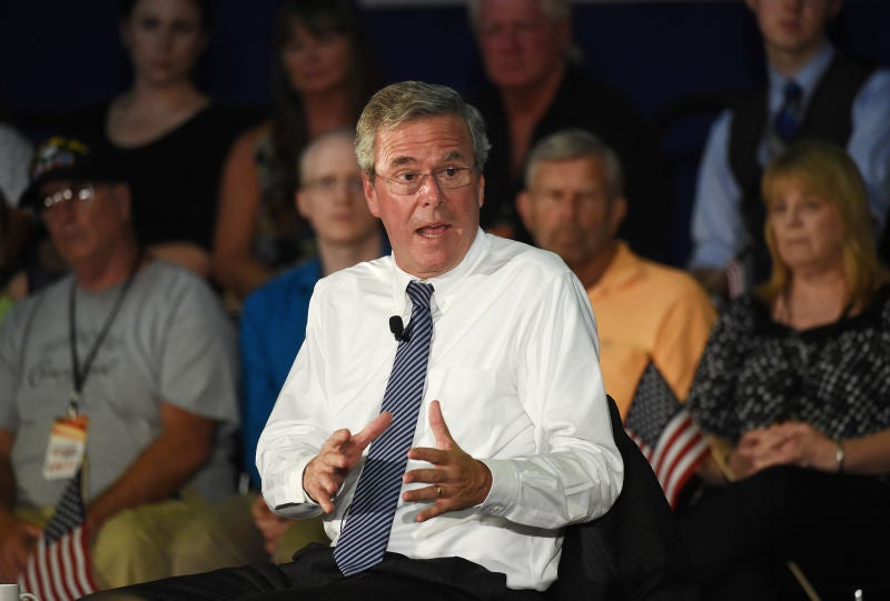 Jeb Bush's Plan To Gut Net Neutrality
