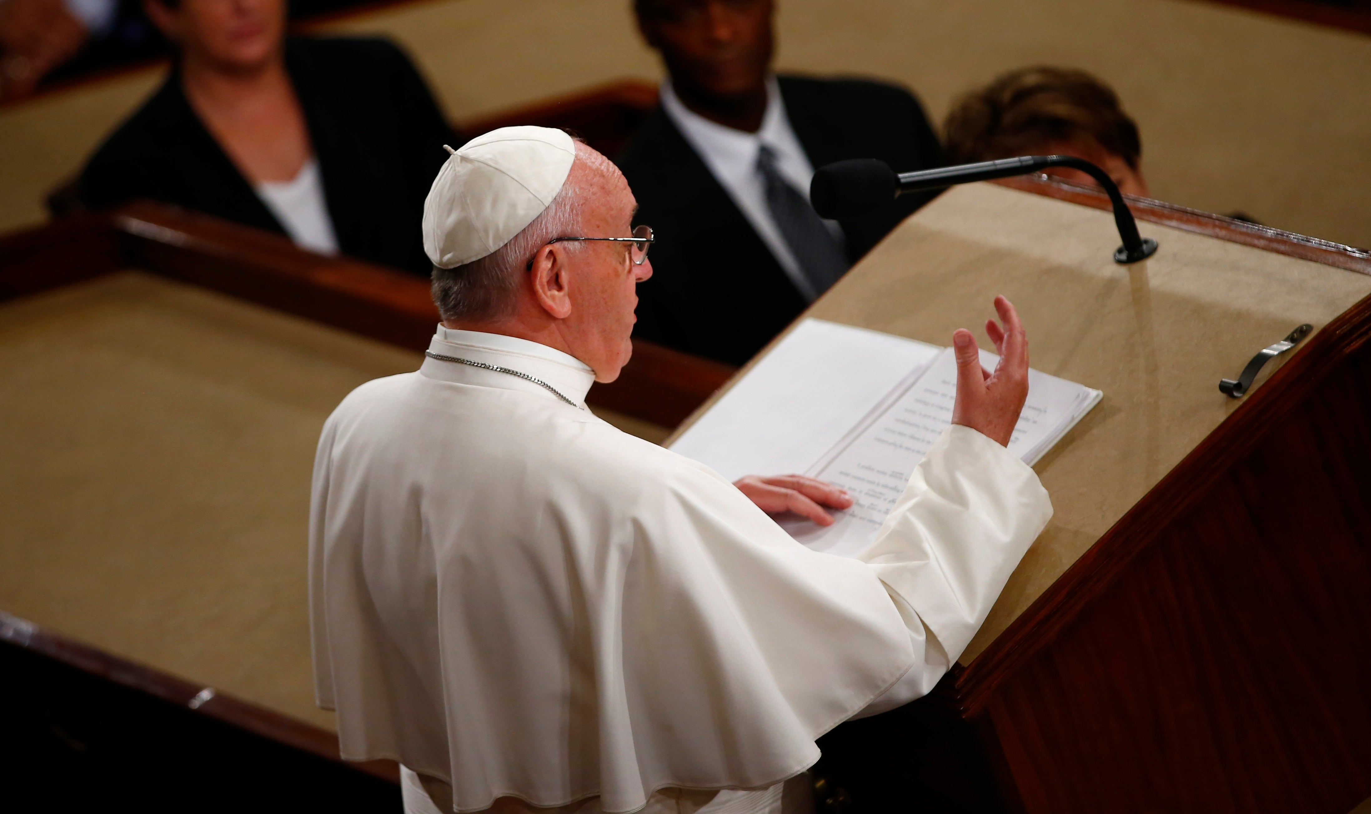 Population Doomsday Scientist Attacks Pope's Climate Message
