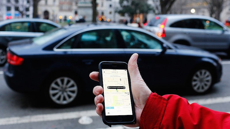 You Can Now Request Your Uber Passenger Rating Straight From the App