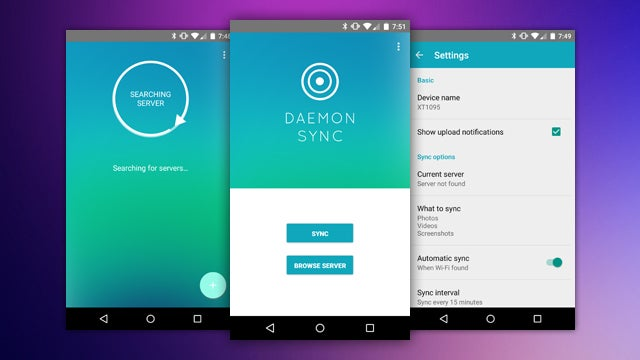 DAEMON Sync Shares Files Over Local Wi-Fi, No Internet Required