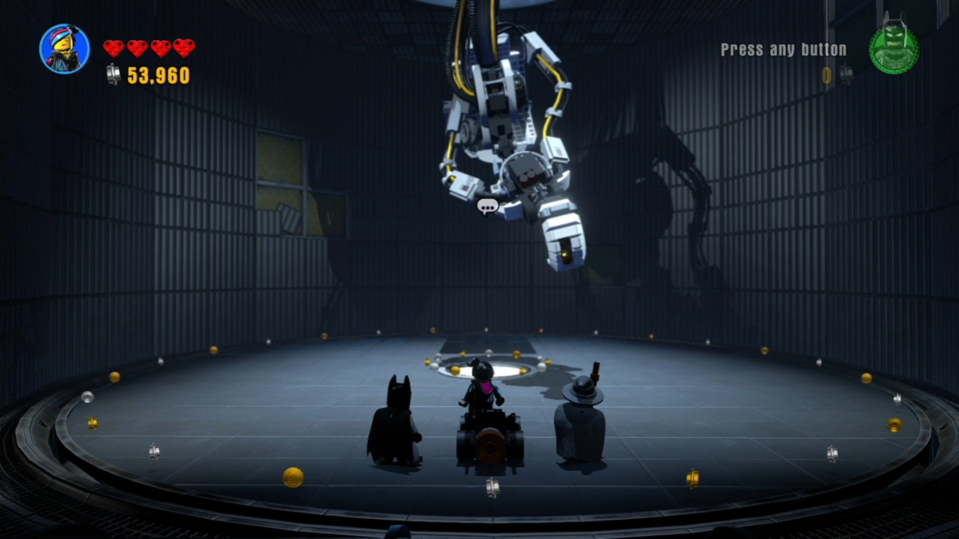 GLaDOS Steals the Show in LEGO Dimensions' Portal Moments