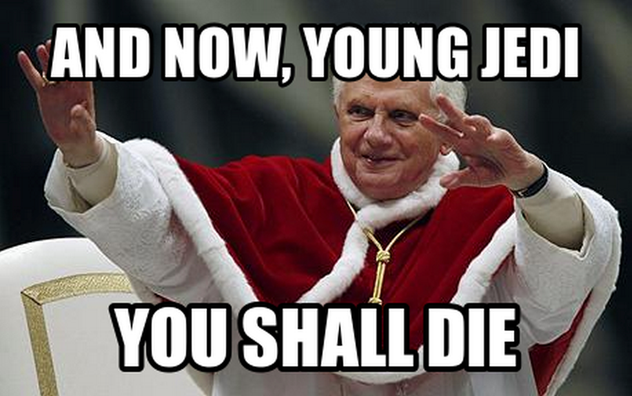 The Dopest Pope Francis Memes On The Internet