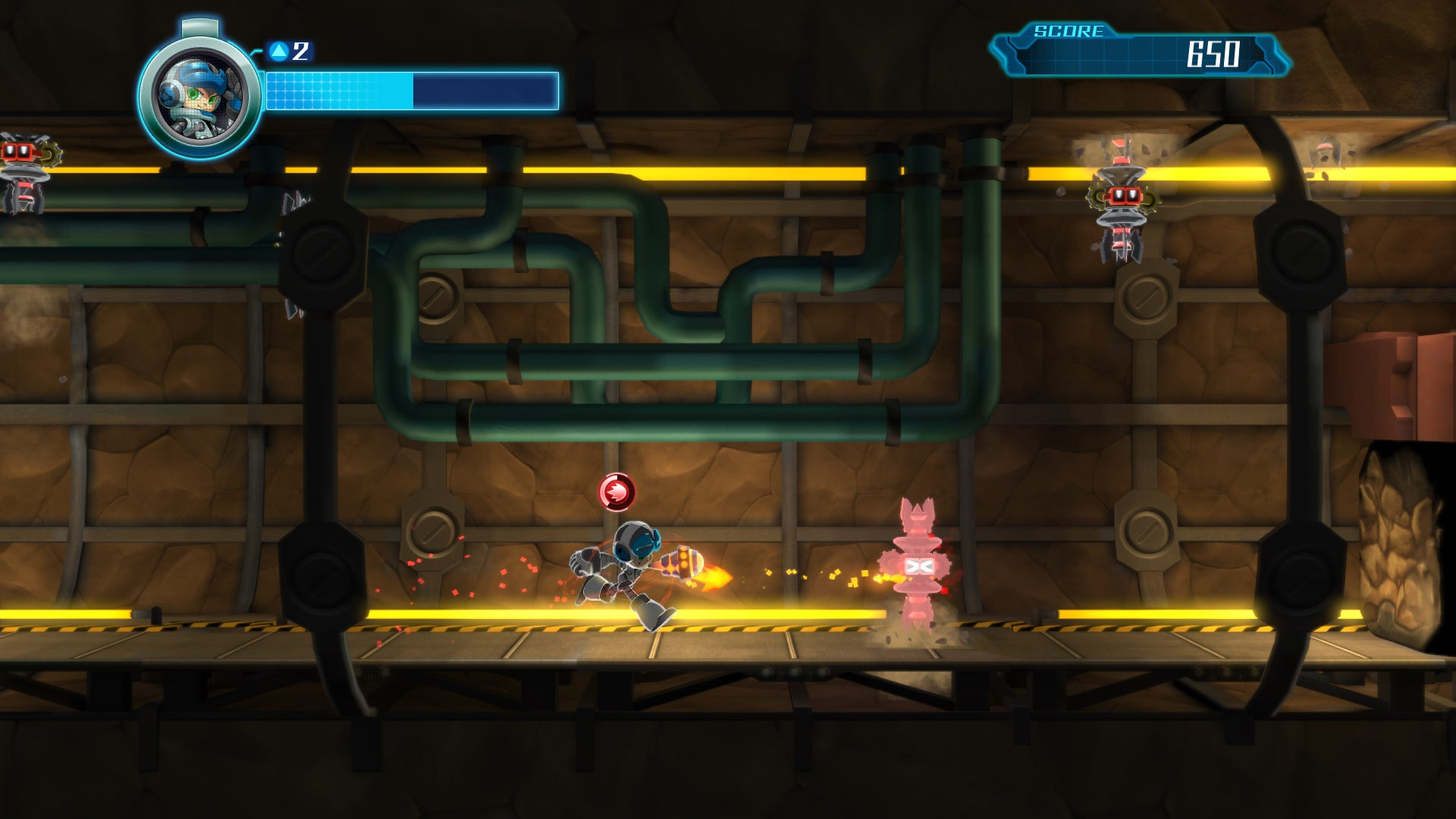 Comcept Claims Mighty No. 9 Will Ship In February
