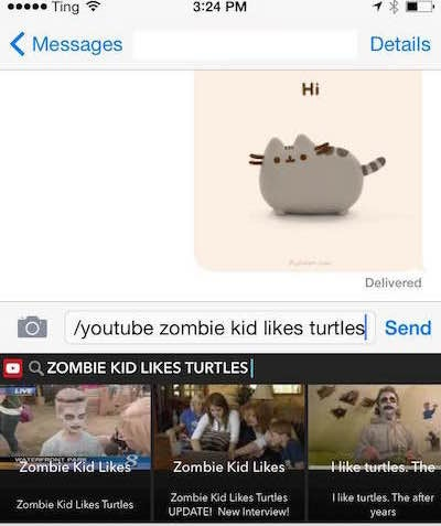 Slash Keyboard Makes It Easy to Text GIFs, Videos and More From One Spot