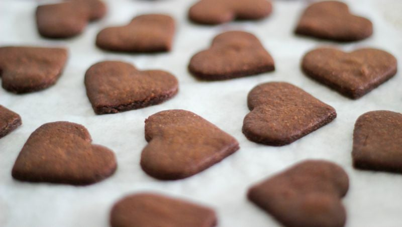 Roll Chocolate Pastries In Cocoa Powder Instead Of Flour For More Chocolately Flavour