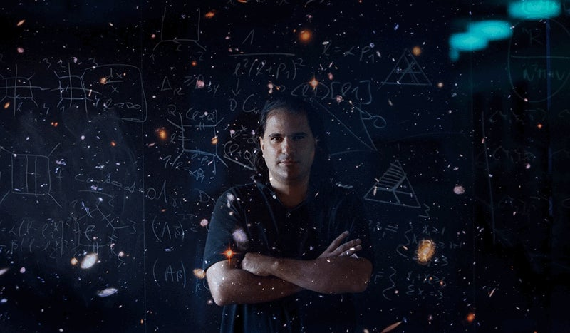 One Physicist's Quest for New Physics Beyond Einstein and the LHC