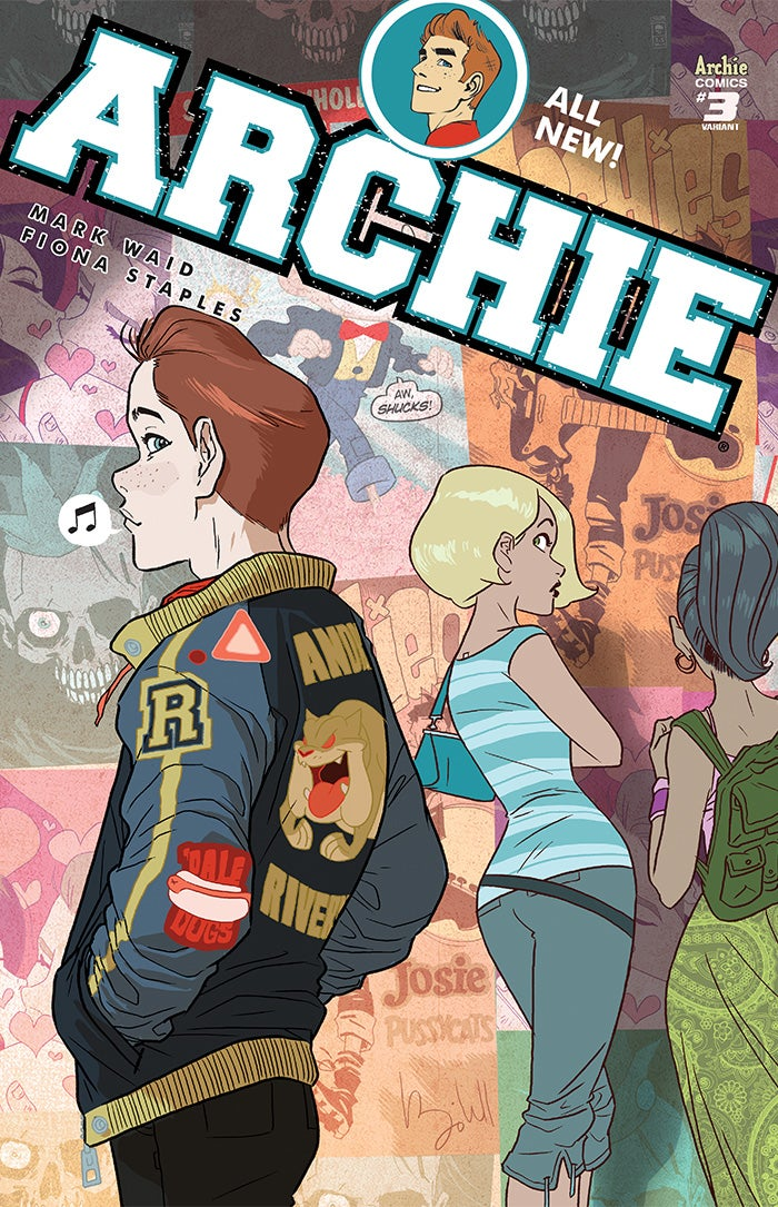 Archie Comics' New Version of Veronica Is Like, Totally, A Better Type of Kardashian