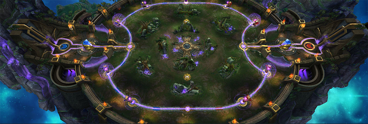 A Five-Minute MOBA Is Exactly What I Needed
