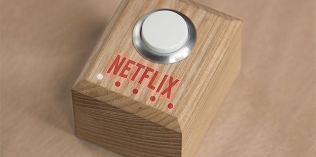 Netflix Built a Button That Delivers Netflix and Chill
