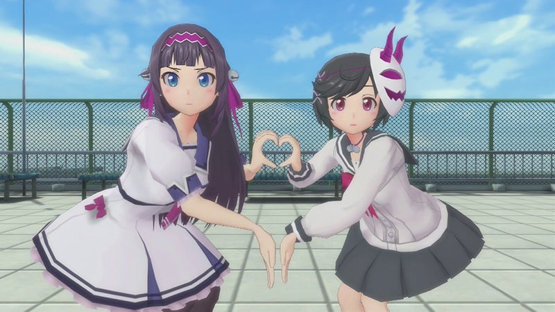 If Ever a Game Needed Explaining, It's Gal Gun