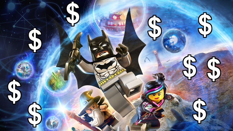 Kids' Games Are Getting Ridiculously Expensive