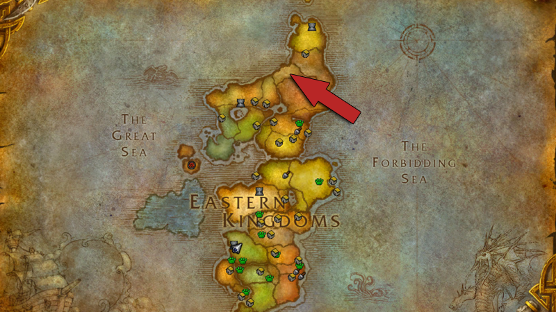 How To Get Into World of Warcraft's Hidden Zone
