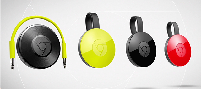 All the Important Nexus and Chromecast News Google Announced Today