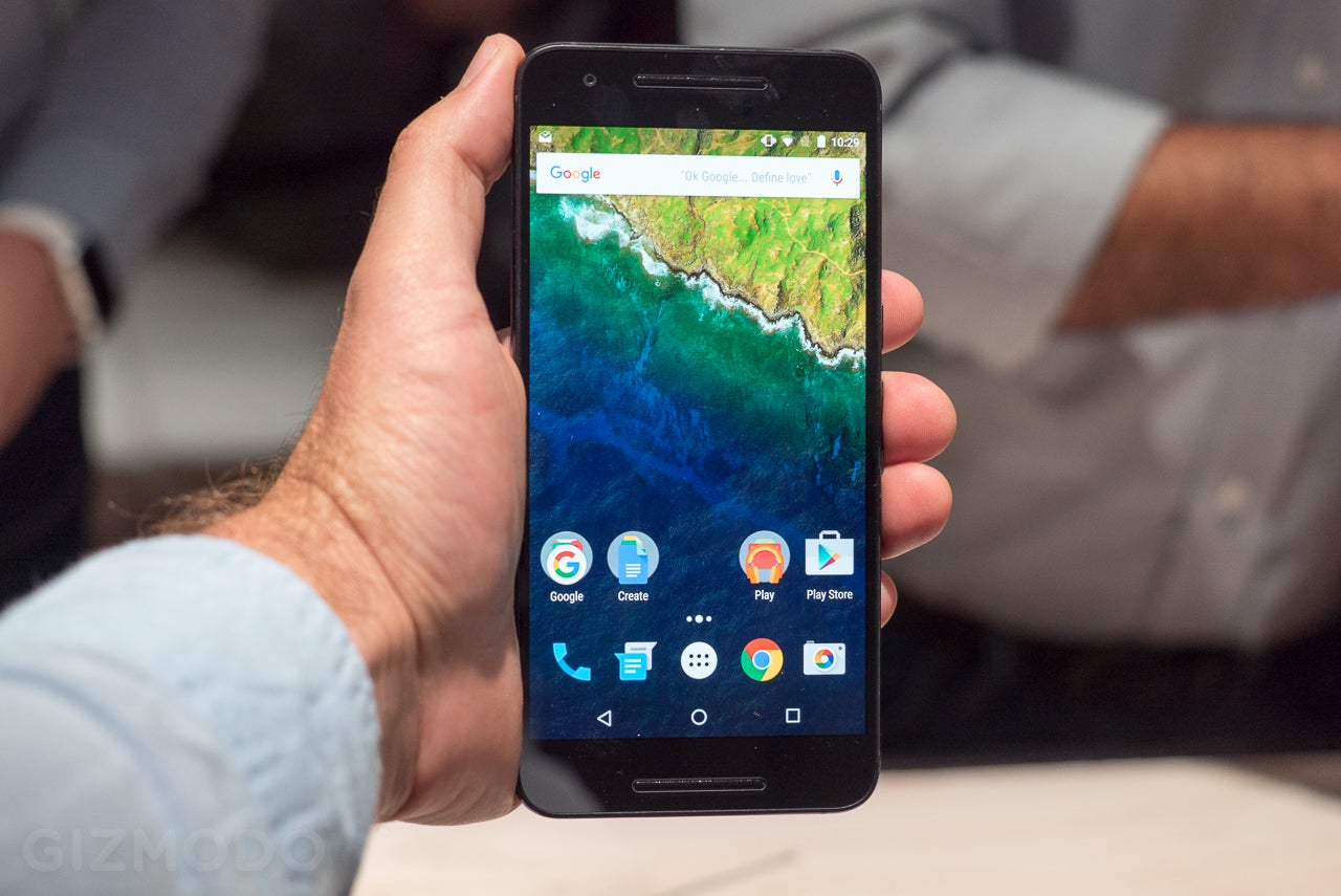 Nexus 5X and Nexus 6P Hands-On: Get Ready to Fall In Love Again
