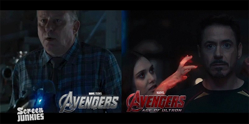 Honest trailer of Avengers: Age of Ultron shows how even good Marvel movies aren't as fun anymore