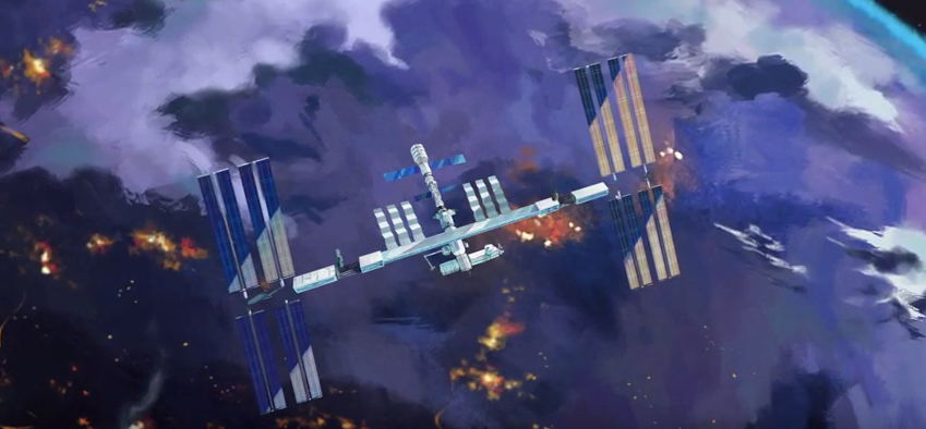 Wonderful animation explains why the ISS is so amazing
