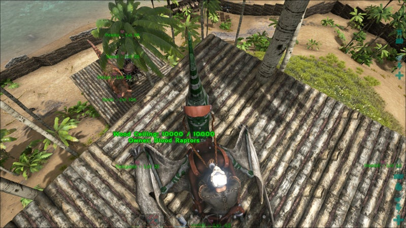 The New Ark: Survival Evolved Update Messed Up Some Players' Bases