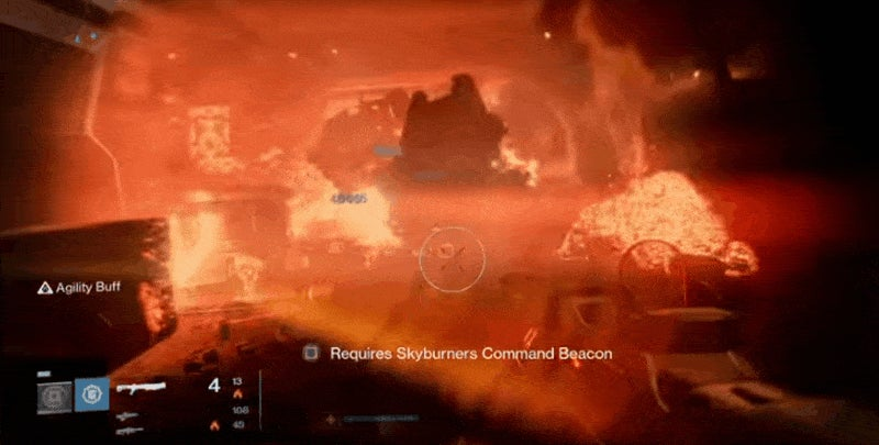 Destiny Player Wants To Watch The World Burn